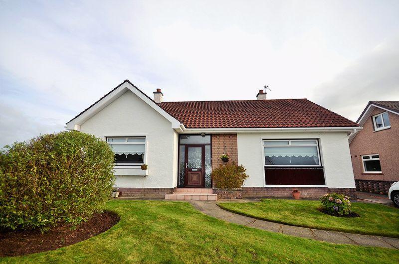 3 Bedrooms Detached Bungalow for sale in 1 Pine Road , Kilmarnock , KA1 2EZ