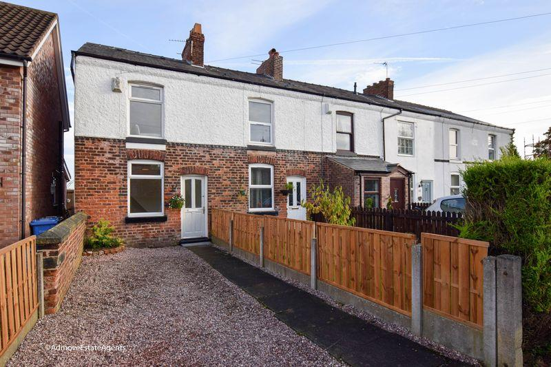 2 Bedrooms End Of Terrace House for sale in Hopefield Road, Lymm