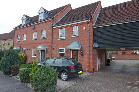 3 bedroom end of terrace house for sale - Kingfisher Road, Shefford, SG17