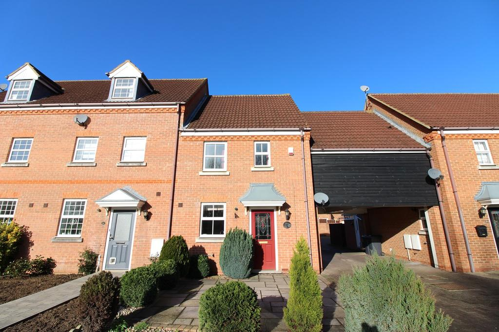 3 Bedrooms End Of Terrace House for sale in Kingfisher Road, Shefford, SG17