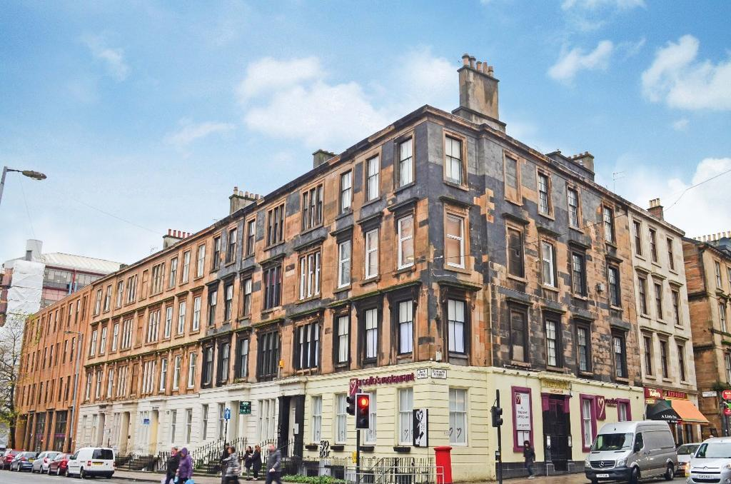 7 Bedrooms Flat for sale in Bath Street, Flat 3/1, City Centre, Glasgow, G2 4JR