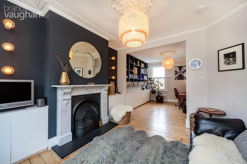 4 Bedrooms Terraced House for sale in Lowther Road, Brighton, BN1
