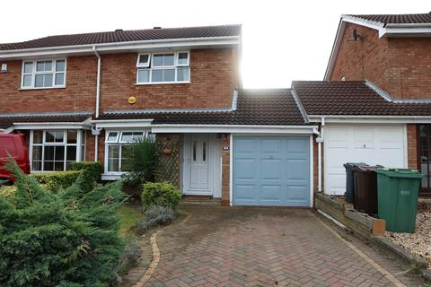 2 bedroom semi-detached house to rent - Shelsley Way, Solihull