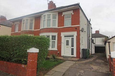 3 bedroom semi-detached house for sale - St. Gowan Avenue, Heath