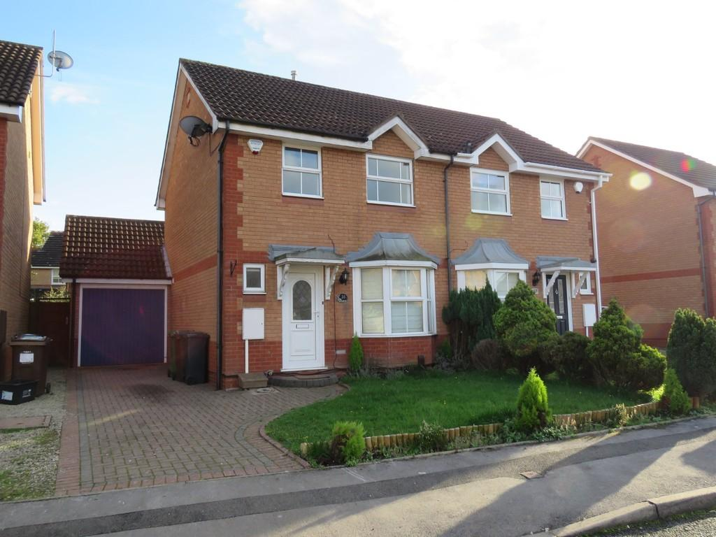 3 Bedrooms Semi Detached House for sale in Witham Croft, Solihull