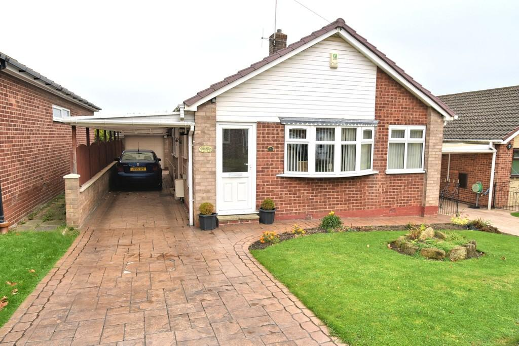 2 Bedrooms Detached Bungalow for sale in Calcot Park Avenue, Swinton