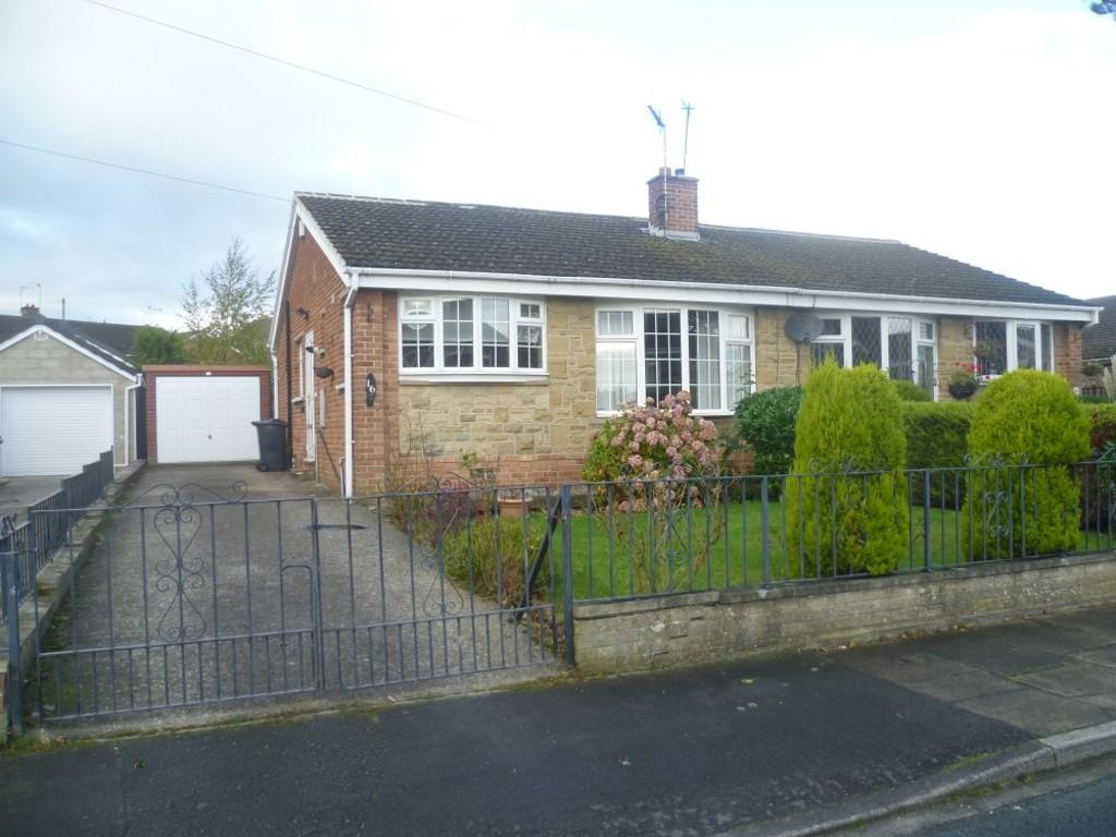 2 Bedrooms Detached Bungalow for sale in Middlebrook Drive, Fairweather Green