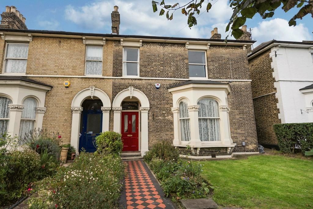 4 Bedrooms Semi Detached House for sale in Osborne Road, Forest Gate