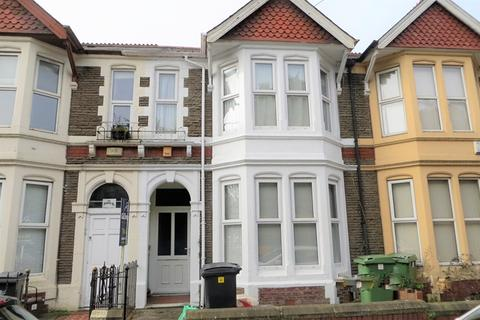 5 bedroom terraced house to rent - Allensbank Road, Cardiff, CF14 3PQ