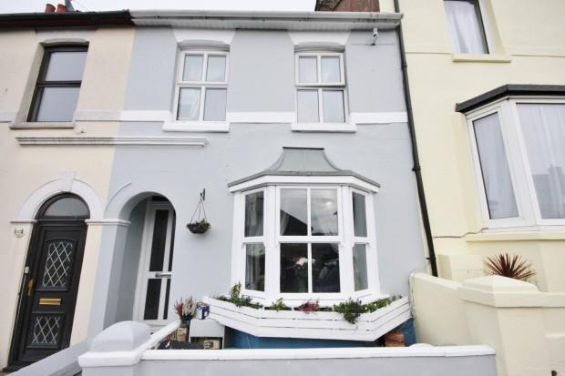 2 Bedrooms Terraced House for sale in Lewes Road, Newhaven, BN9