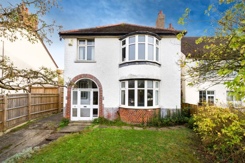 4 Bedrooms Detached House for sale in The Slade, Headington, Oxford, Oxfordshire