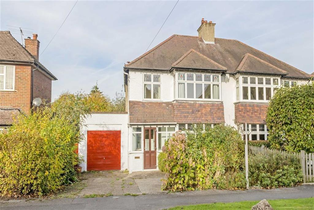 3 Bedrooms Semi Detached House for sale in Manor Green Road, Epsom, Surrey