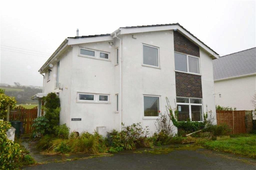 4 Bedrooms Detached House for sale in Bodnant, Cliff Drive, Aberystwyth, Borth, Ceredigion, SY24