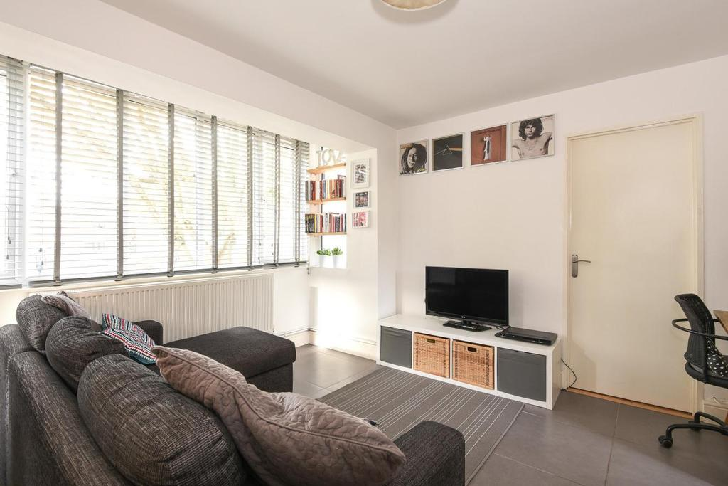 2 Bedrooms Flat for sale in Manger Road, Holloway