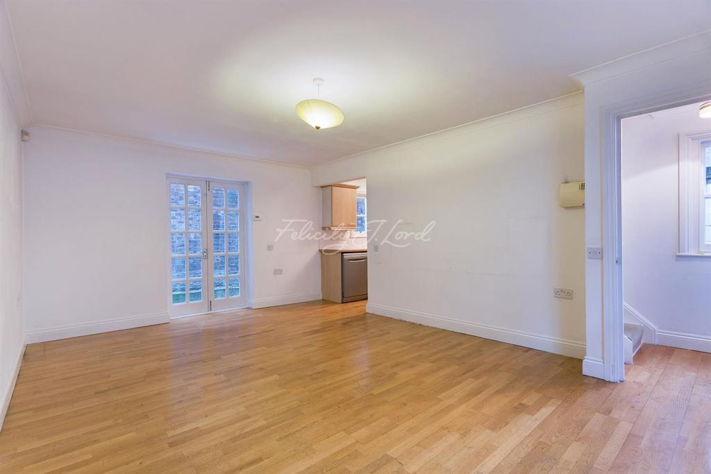 2 Bedrooms Terraced House for sale in Ormsby Place, N16