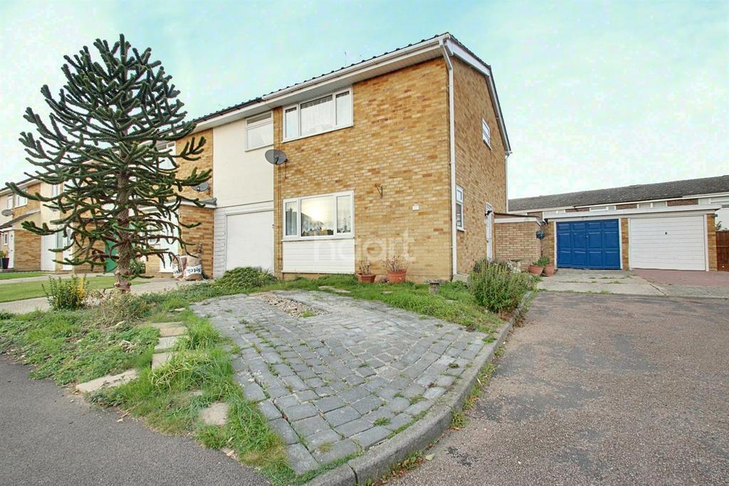 2 Bedrooms End Of Terrace House for sale in Cedar Drive, Witham