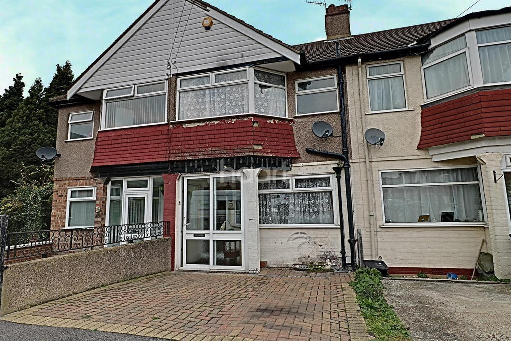3 Bedrooms Terraced House for sale in Marcet Road, Dartford, DA1