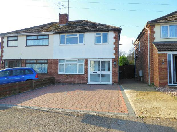 3 Bedrooms Semi Detached House for sale in Neithrop Avenue, Banbury