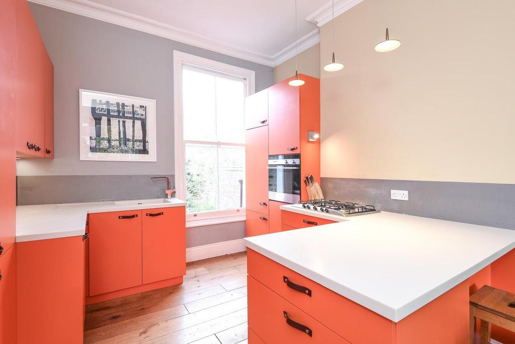 3 Bedrooms Flat for sale in St. Georges Avenue, Tufnell Park