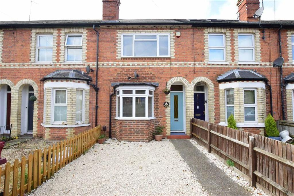 2 Bedrooms Terraced House for sale in Hemdean Road, Caversham, Reading