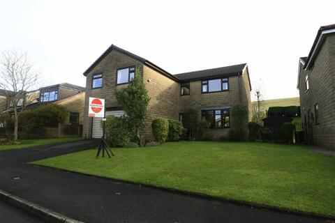 5 bedroom detached house for sale - 45, Longacres Drive, Whitworth, Rochdale, OL12
