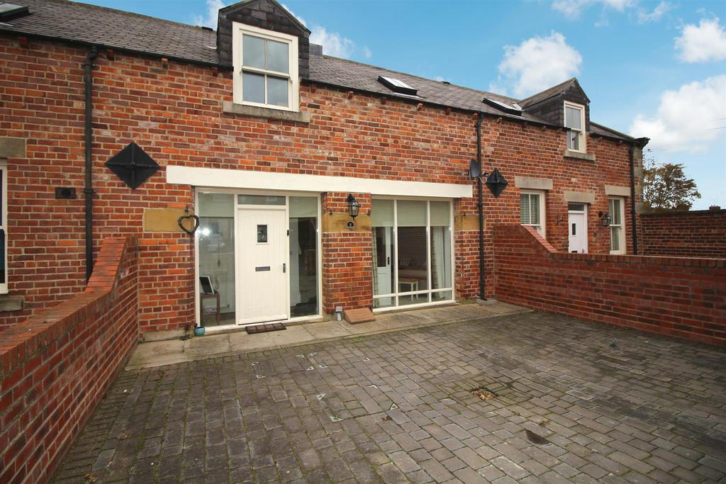 2 Bedrooms House for sale in Church Road, Backworth, Newcastle Upon Tyne
