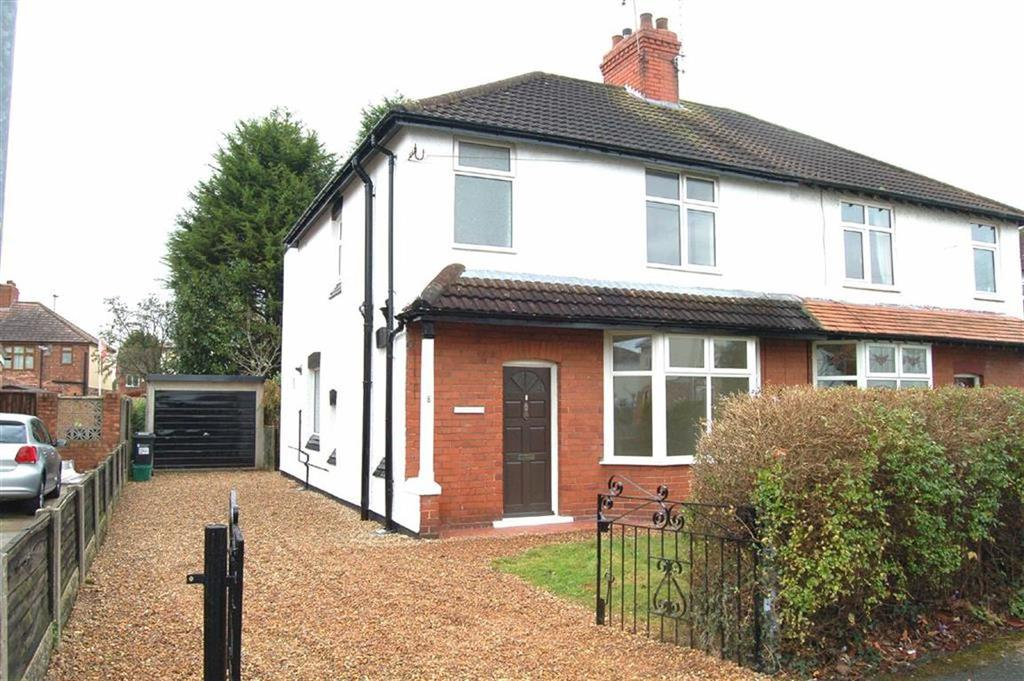 3 Bedrooms Semi Detached House for sale in Bedford Avenue, Whitby, Ellesmere Port