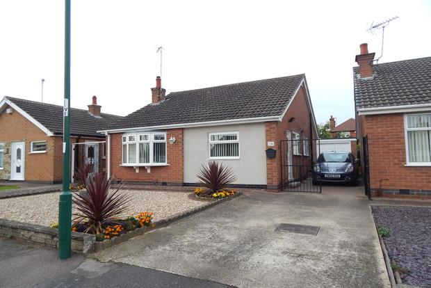 2 Bedrooms Detached Bungalow for sale in Walesby Crescent, Aspley, Nottingham, NG8