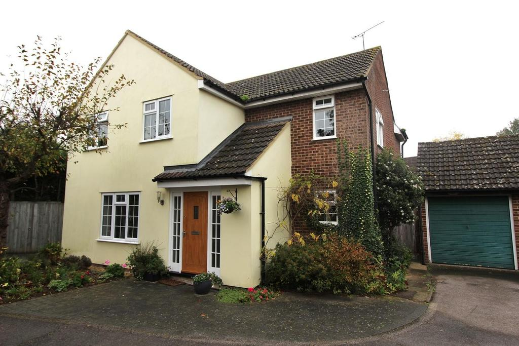 4 Bedrooms Detached House for sale in Audley Road, Great Leighs, Chelmsford, Essex, CM3