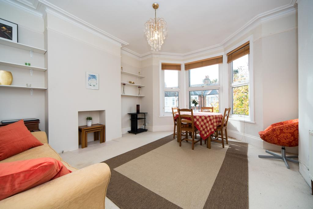 2 Bedrooms Flat for sale in Shalimar Road, Acton