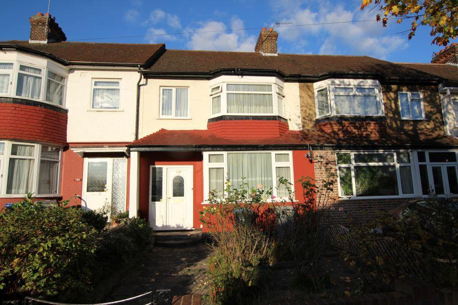 3 Bedrooms Terraced House for sale in Grasmere Avenue, Preston Road Area HA9 8TQ