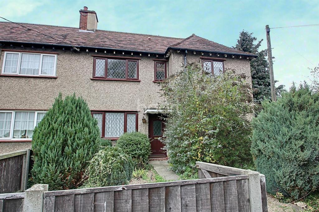 3 Bedrooms Semi Detached House for sale in Thorrington