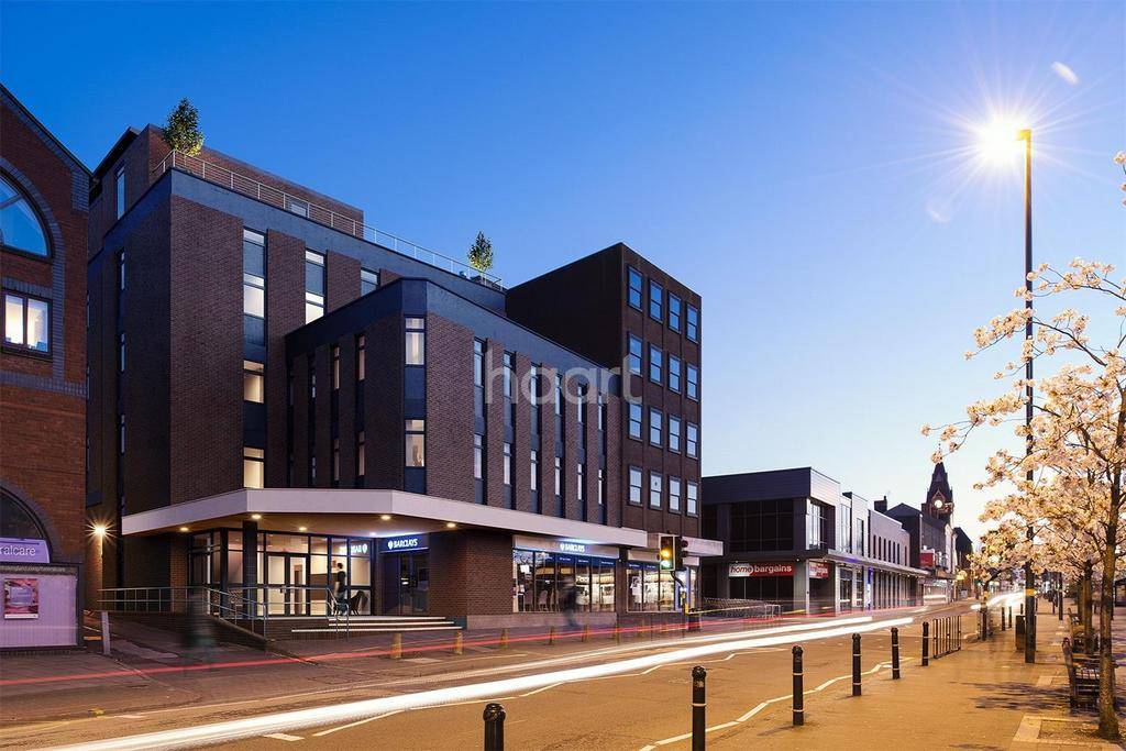 Flat for sale in Copper Box, High Street