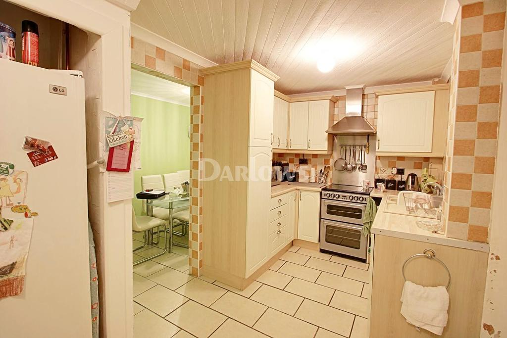 3 Bedrooms End Of Terrace House for sale in Glosters Parade, New Inn