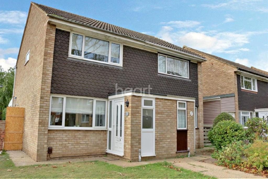 2 Bedrooms Semi Detached House for sale in Sandpiper Close, Shoeburyness