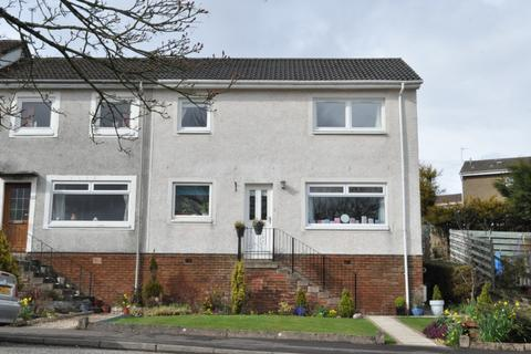 4 bedroom end of terrace house to rent - 47 Flenders Road, Clarkston, Glasgow, G76 8SU