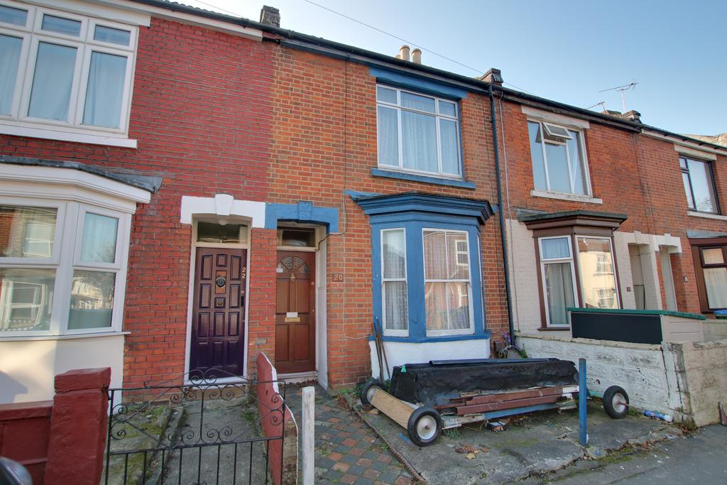 3 Bedrooms Terraced House for sale in St Deny's, Southampton