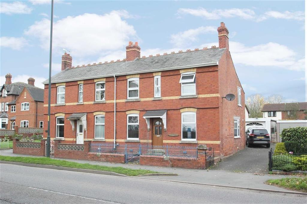 3 Bedrooms Semi Detached House for sale in Chester Gardens, LEOMINSTER, Leominster, Herefordshire