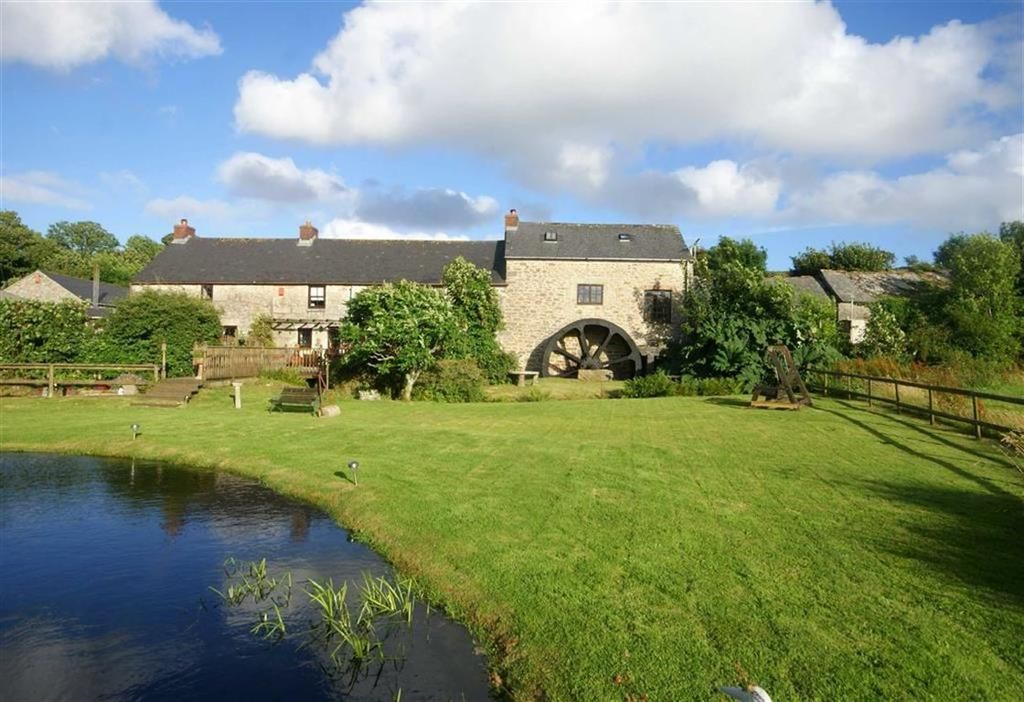 4 Bedrooms Detached House for sale in Vellandrucia, Stithians, Truro, Cornwall, TR3