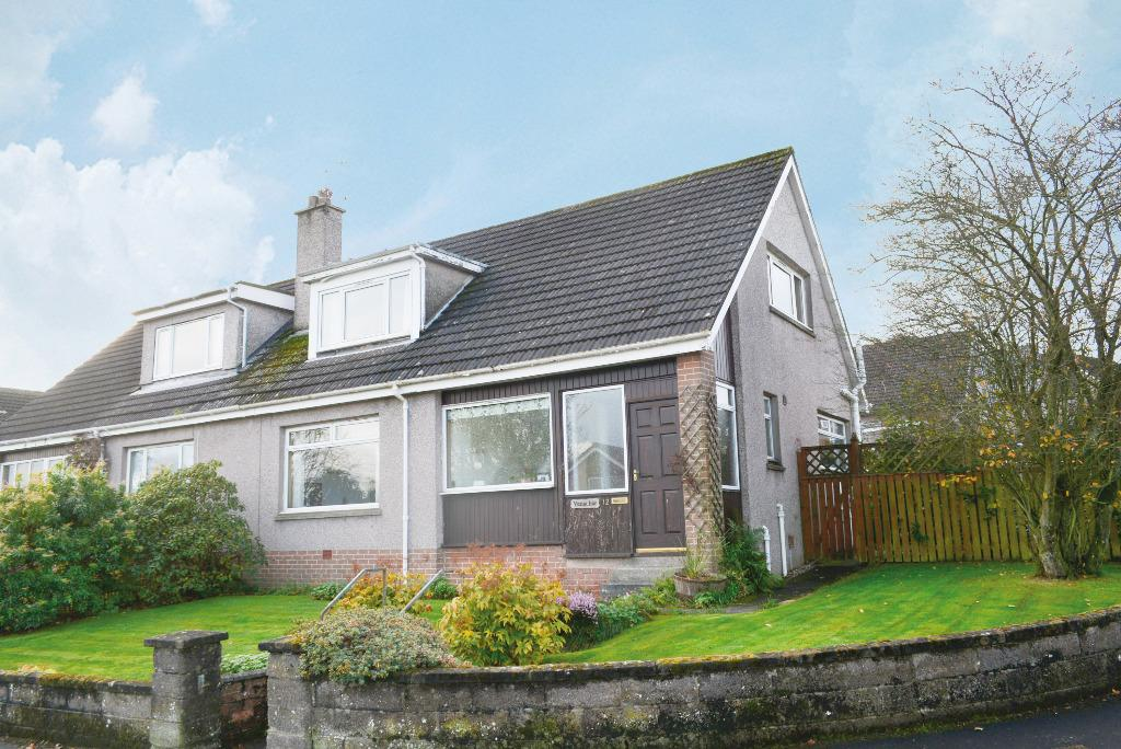 4 Bedrooms Semi Detached House for sale in Wallace Road, Dunblane, Stirling, Fk15 9JA