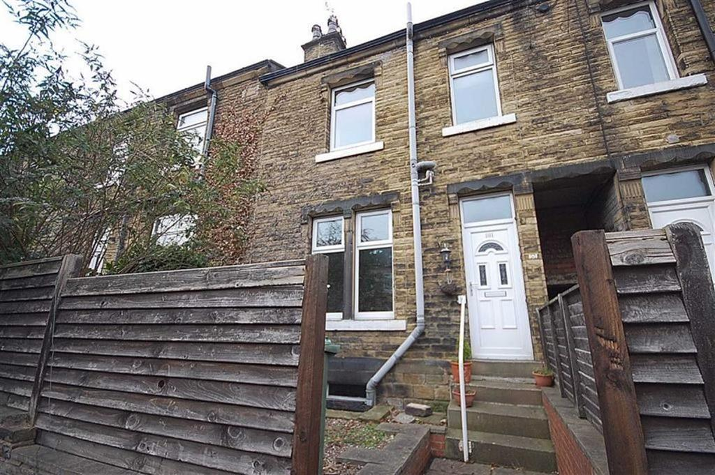 2 Bedrooms Terraced House for sale in May Street, Crosland Moor, Huddersfield, HD4
