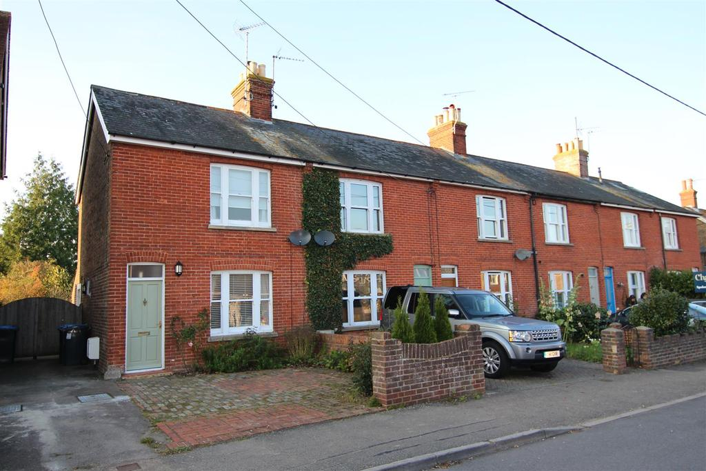 2 Bedrooms End Of Terrace House for sale in Western Road, Hurstpierpoint,
