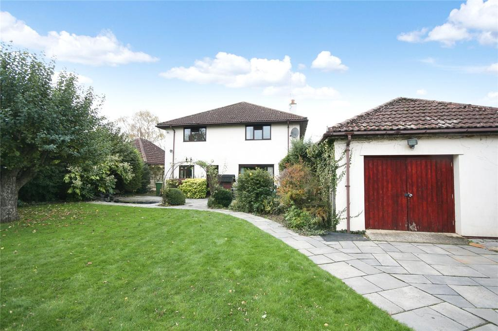 4 Bedrooms Detached House for sale in Homecroft Drive, Uckington, Cheltenham, GL51