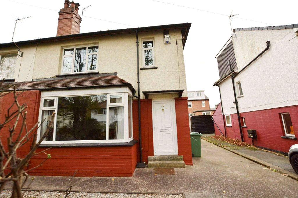 3 Bedrooms Semi Detached House for sale in Langdale Avenue, Leeds, West Yorkshire
