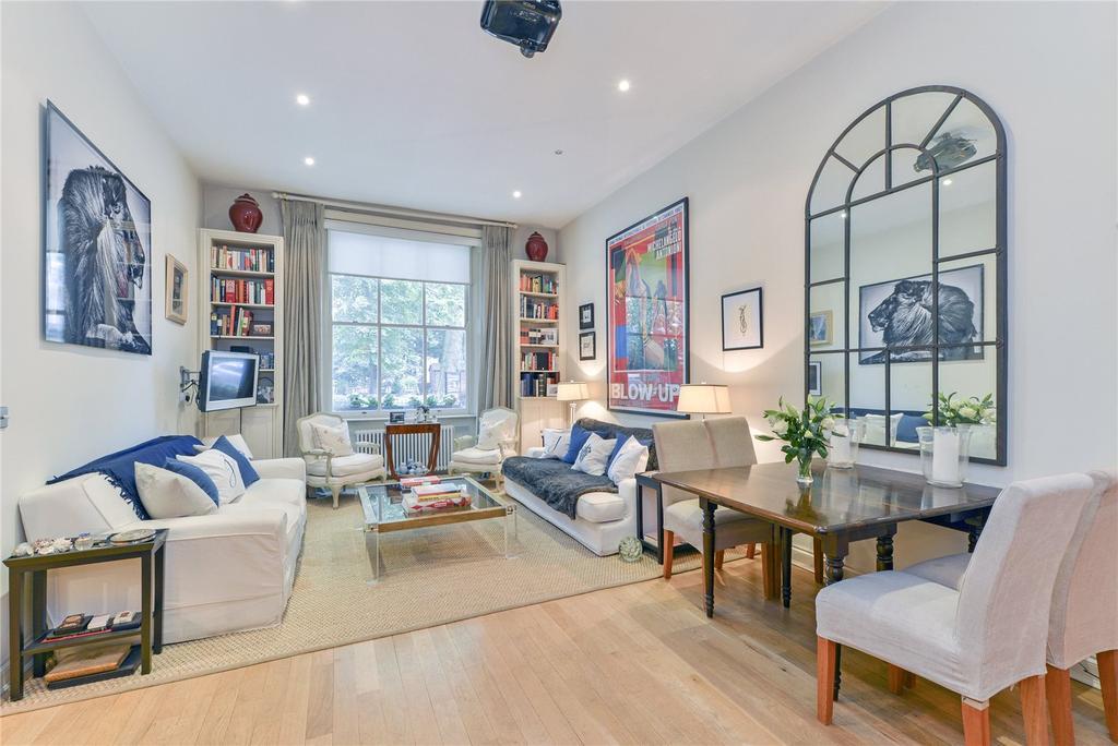 2 Bedrooms Maisonette Flat for sale in Porchester Square, London, W2