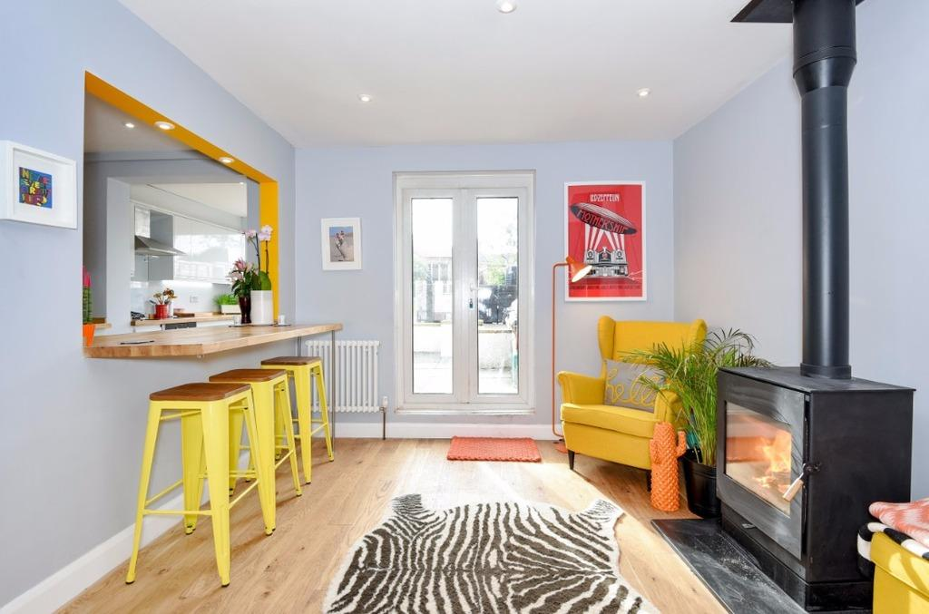 3 Bedrooms Terraced House for sale in Kimberley Road Brighton East Sussex BN2