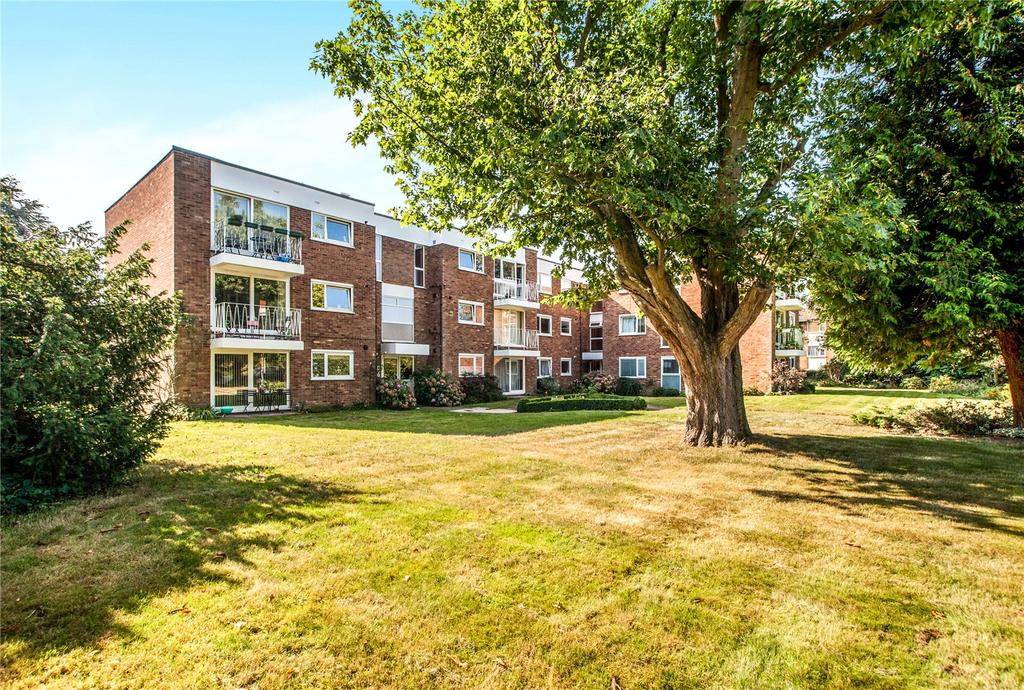 2 Bedrooms Apartment Flat for sale in Manning Court, Eastbury Road, Watford, Hertfordshire, WD19