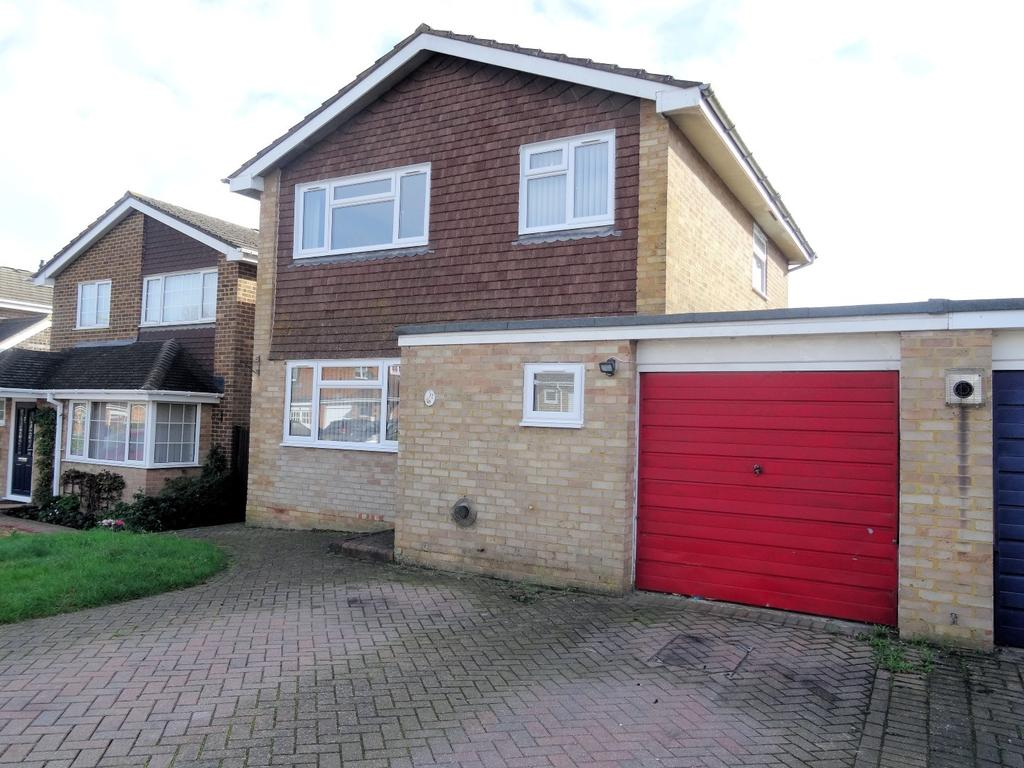3 Bedrooms House for sale in Lavender Road, Kempshott