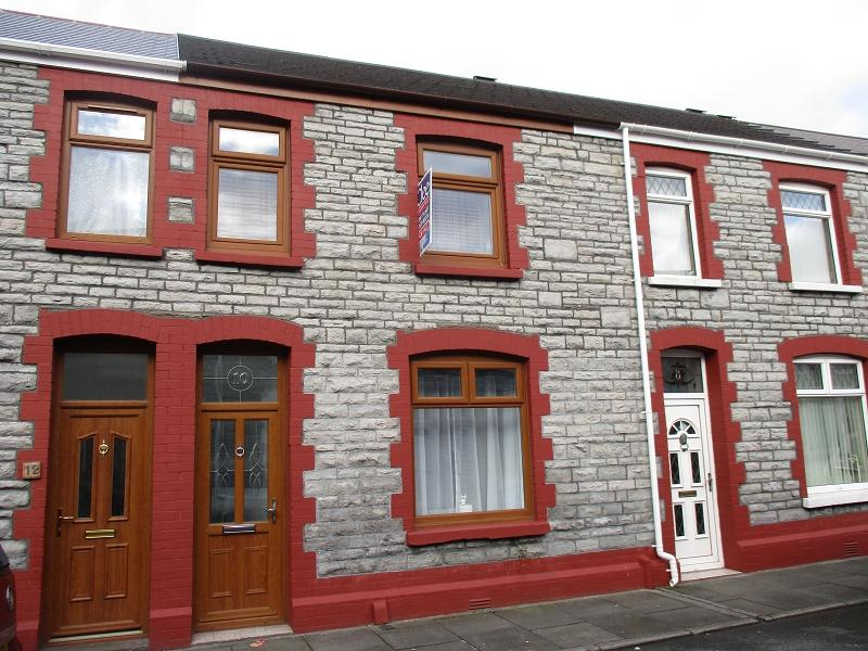2 Bedrooms Terraced House for sale in Olive Street, Port Talbot, Neath Port Talbot.