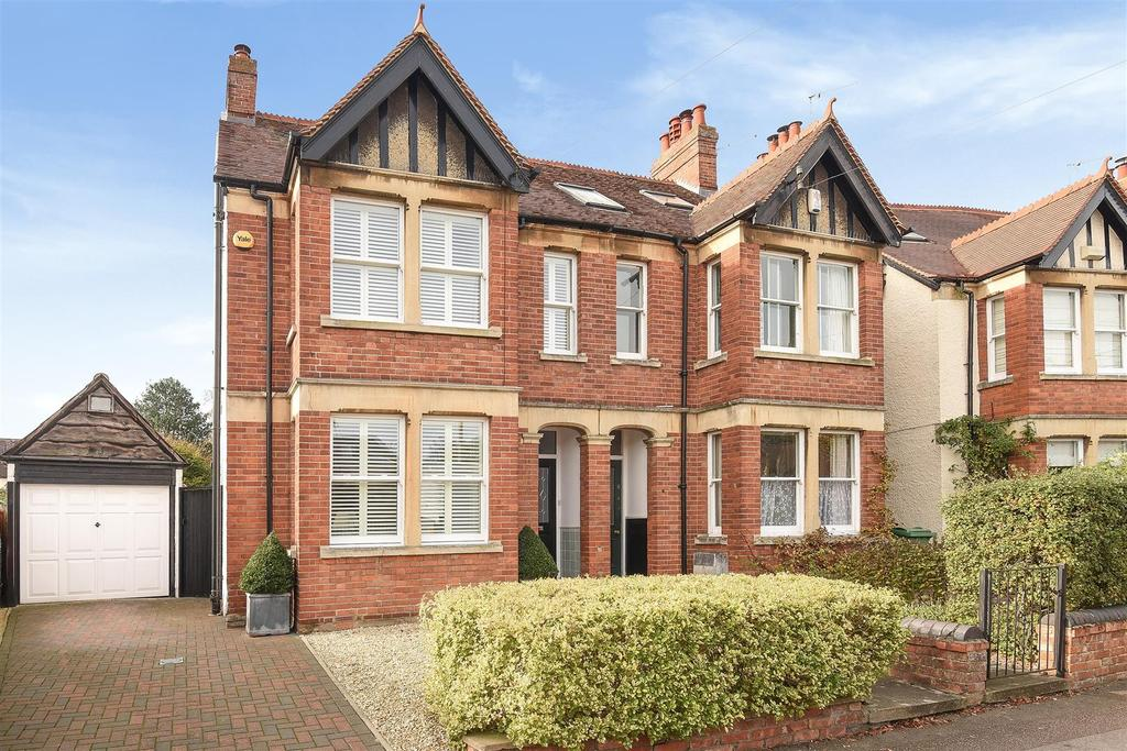 4 Bedrooms Semi Detached House for sale in Old High Street, Headington